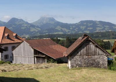 Grange à Delatenaz