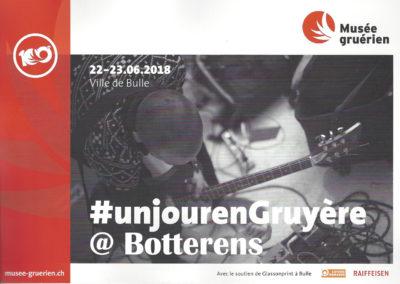 #unjourneGruyère@Botterens
